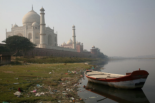 5_Taj Mahal, The Other Side - Agra
