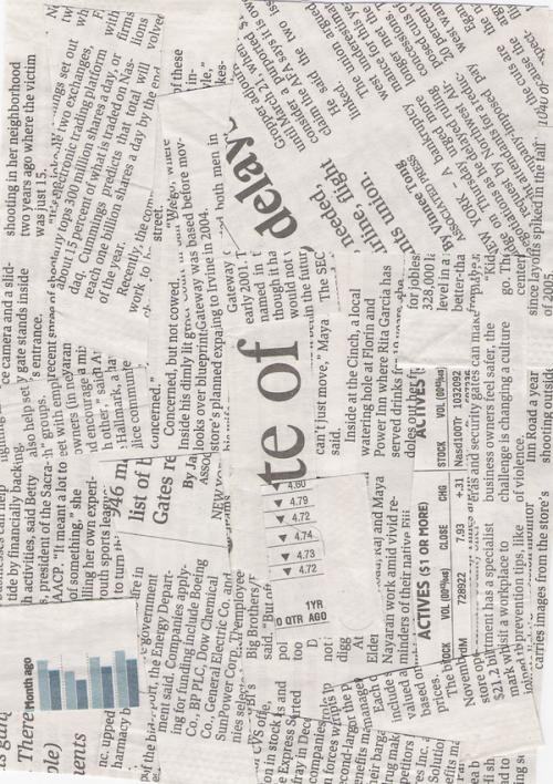 1_Texture03 Newspaper