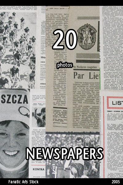 29_Newspaper Textures