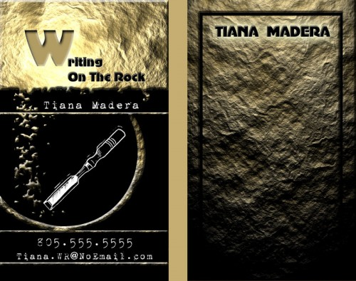 32_Business Card - Tiana M