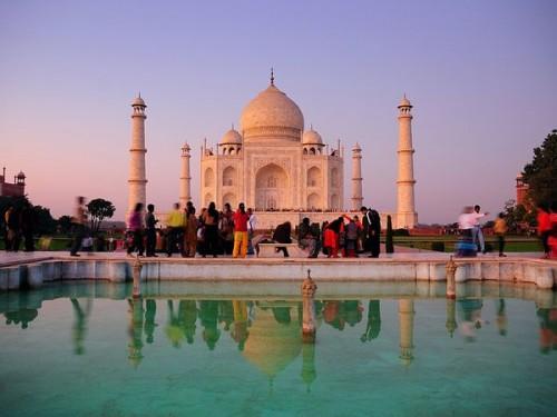35_Taj Mahal, Agra