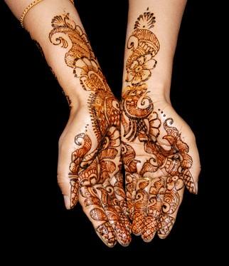 46_Henna Tattoo