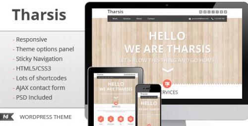 49_Tharsis - Responsive Portfolio Theme