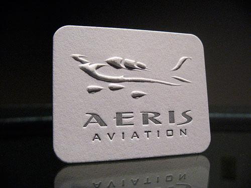 4_Aeris Aviation Embossed
