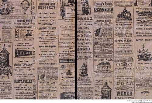 5_Texture - Vintage Newspaper