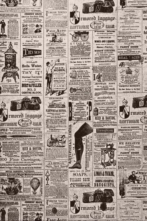 8_Old Newspaper Texture
