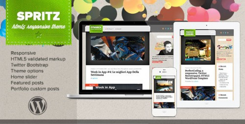 32_Spritz HTML5 Responsive Theme