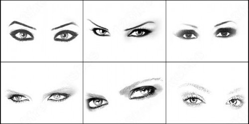Free Photoshop Eye Brushes
