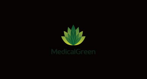 Medical Green Logo