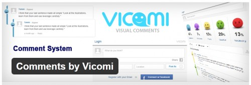 Comments by Vicomi