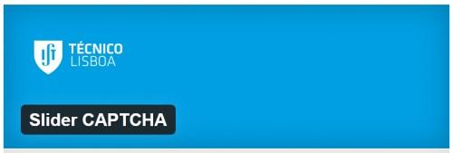 Slider CAPTCHA