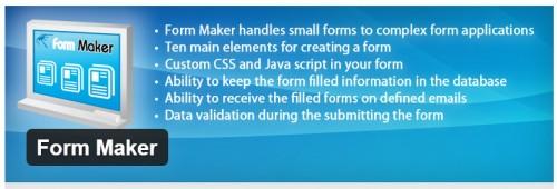 Form Maker