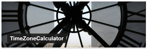 TimeZoneCalculator