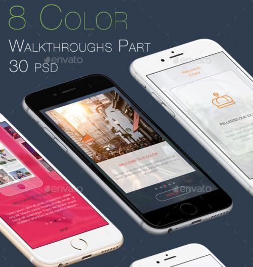 8 Color Walkthroughs Part