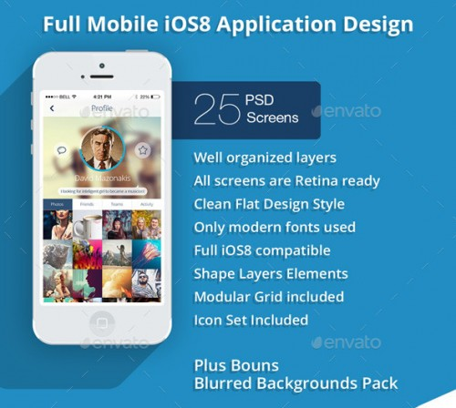 OS8 Phone Plus Full Mobile App