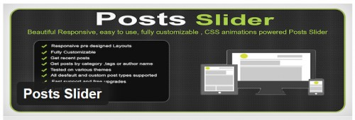 Posts Slider