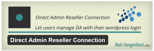 Direct Admin Reseller Connection