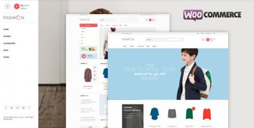 Fashion Store - Responsive WooCommerce Theme