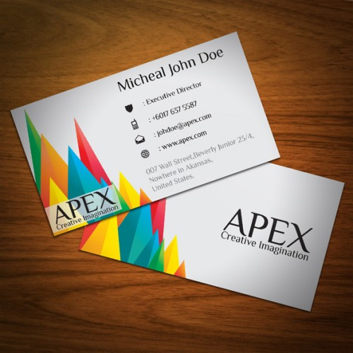10_Apex Business Card