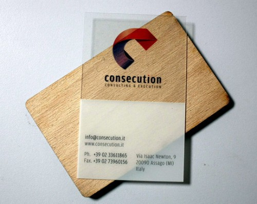 10_Transparent Business Cards