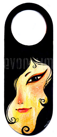 15_Painted Door Hanger