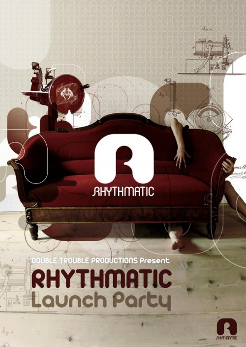 17_Rhythmatic Launch Flyer