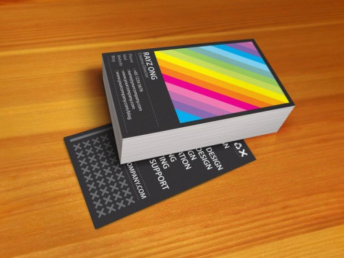 22_Rainbow Business Card v1