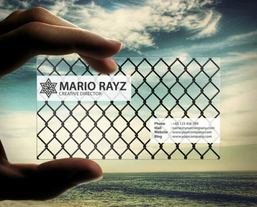 2_Corporate Business Card