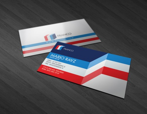 4_Franco Business Card