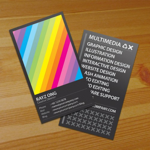 6_Rainbow Business Card V2
