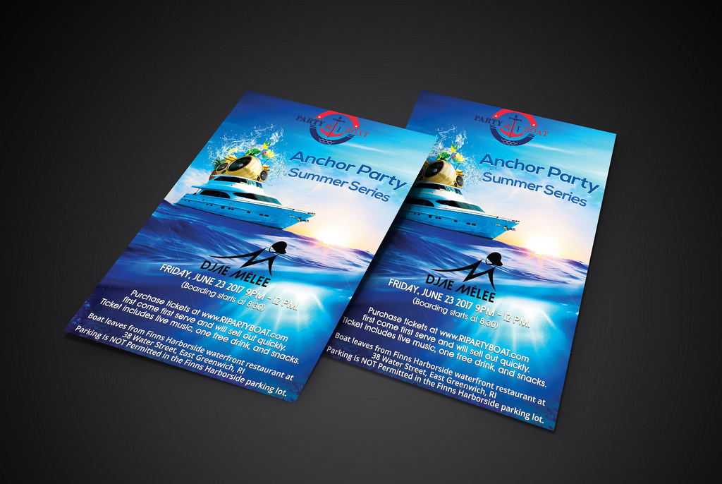 party flyer designs