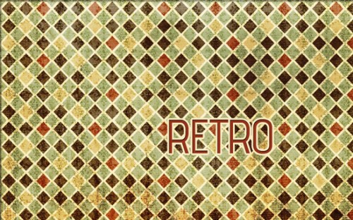 1_A Fun Retro Background For You