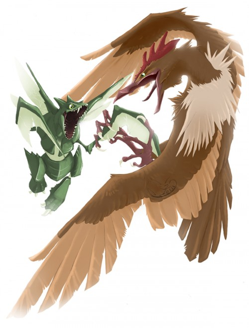 52_Scyther Vs Fearow