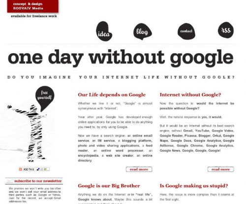 17_One Day Without Google
