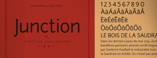 18_Junction Typeface