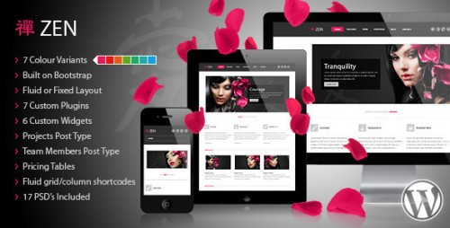 22_ZEN Responsive WordPress Theme