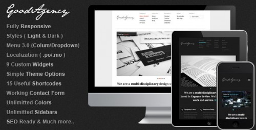 27_GoodAgency - Minimal & Responsive Wordpress Theme