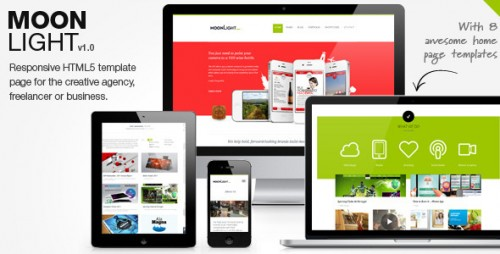 29_MoonLight - Responsive WordPress Theme