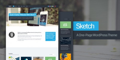 42_Sketch WordPress Theme