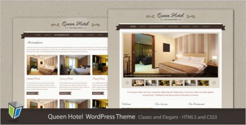 5_Queen Hotel - Classic and Elegant WordPress Theme