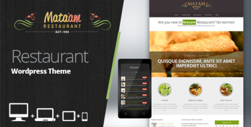 7_Mataam Restaurant - Responsive Wordpress Theme