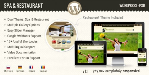 8_SPA Treats - Spa & Restaurant WordPress