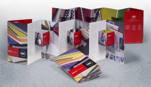 15_GBC - Direct Mail and Sales Brochure