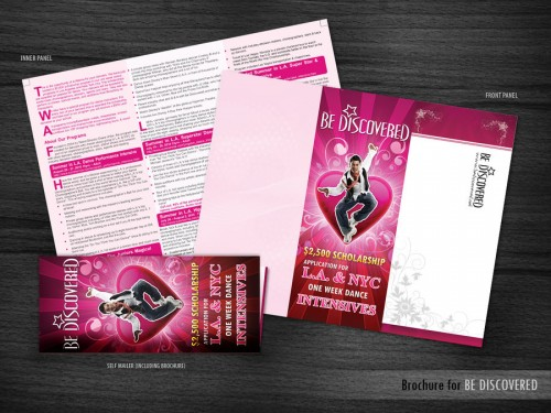 7_Be Discovered Brochure Design