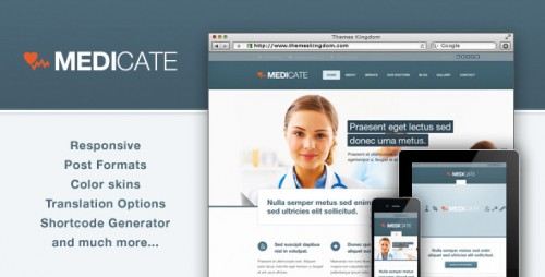 16_Medicate - Responsive Medical and Health Theme