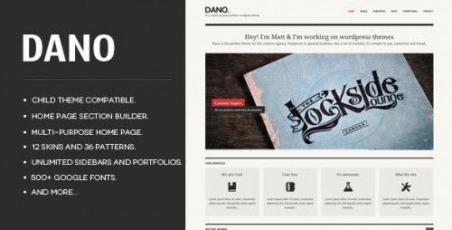 18_Dano Multi-purpose & Responsive WordPress Theme