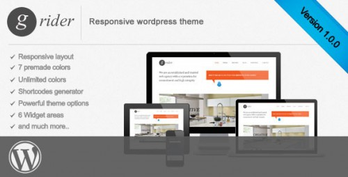 1_Grider Responsive WordPress Theme