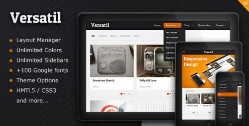 26_Versatil - Responsive Multipurpose Theme