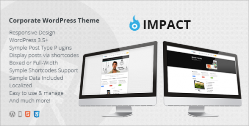 36_Impact - Responsive Multi-Purpose Theme
