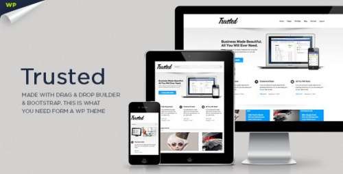 3_Trusted - Responsive Multi-Purpose Theme